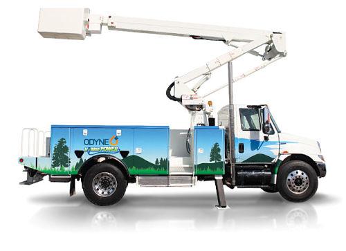 Hybrid Power Truck