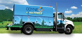 Hybrid Plug In Truck