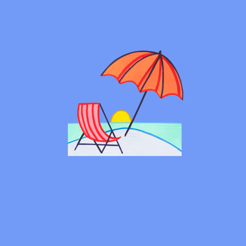 Umbrella at the Beach.png