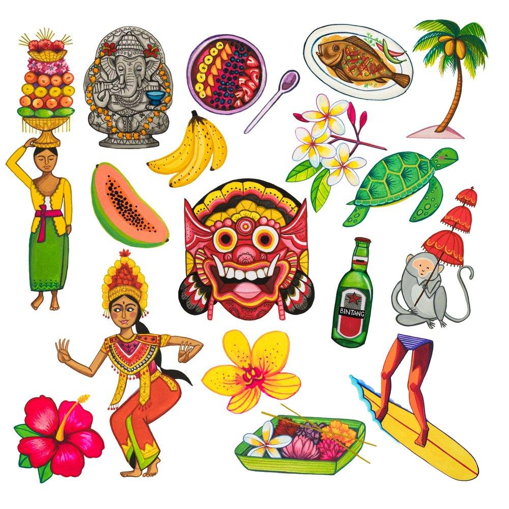 Bali Pack