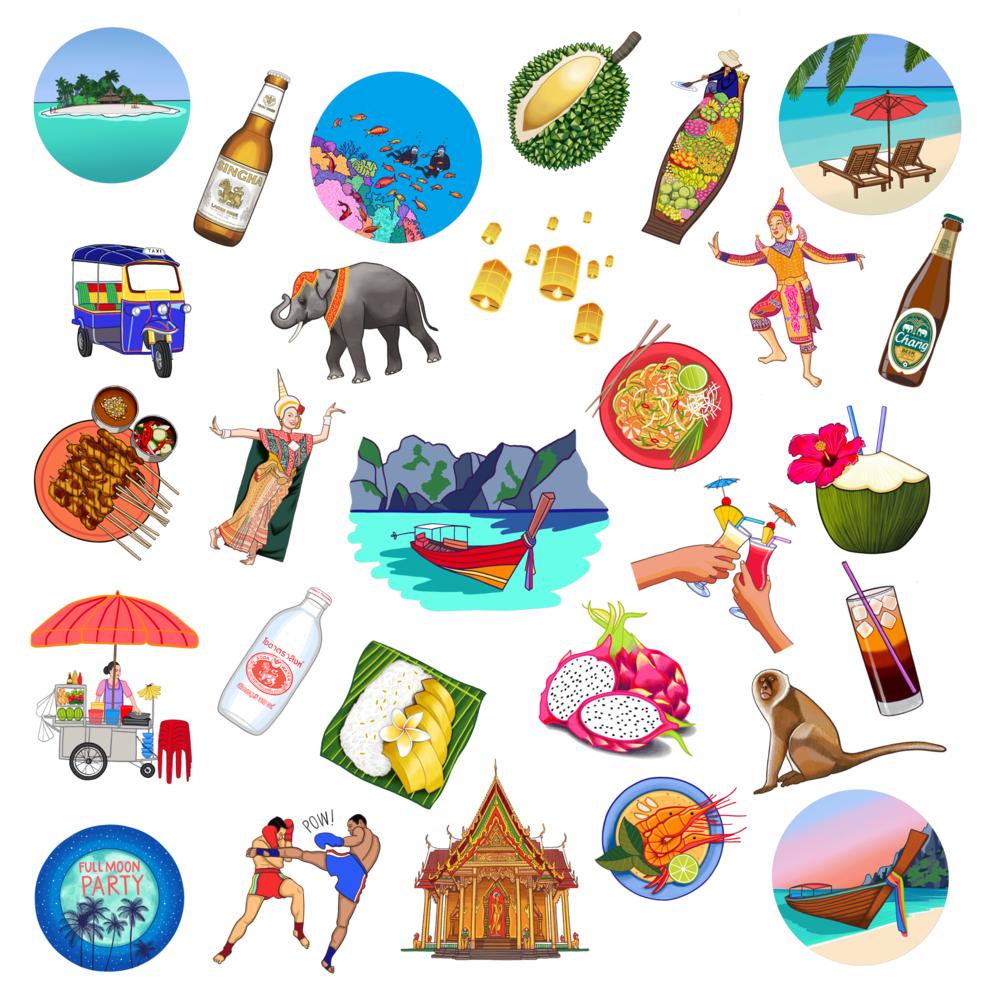Thailand Pack