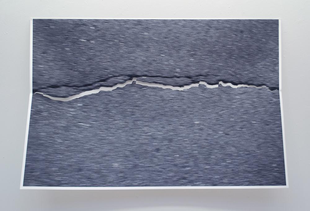 Slip, Heave, Throw, 2014