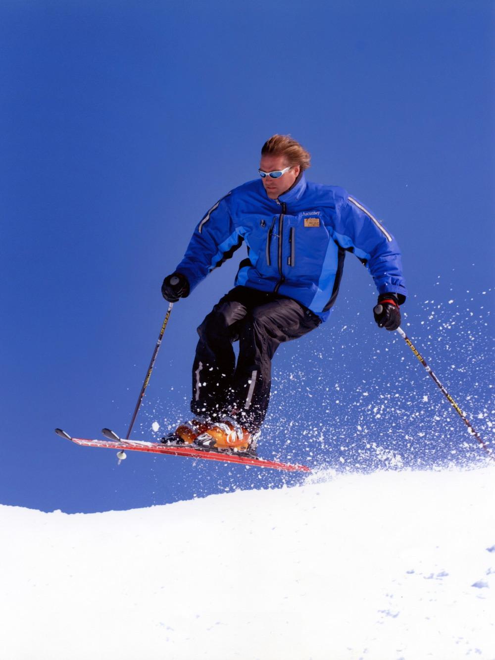 Chris Sailer, Ski School Director 2001