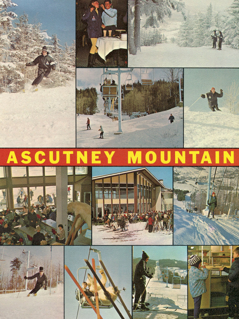 Ascutney over the years