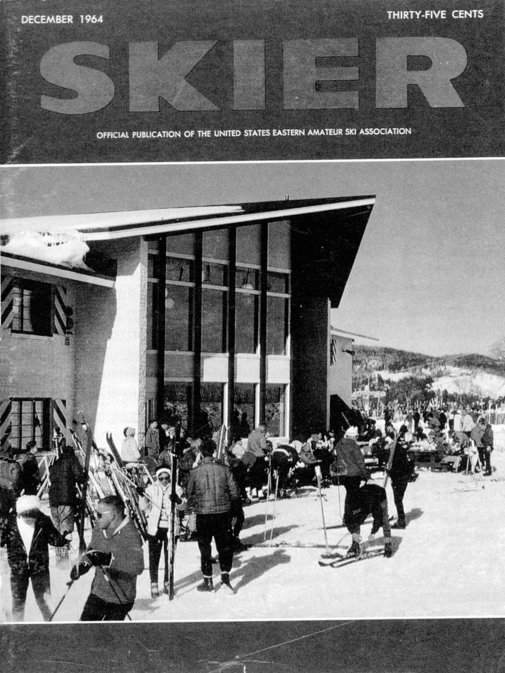 'Skier'magazine 1964