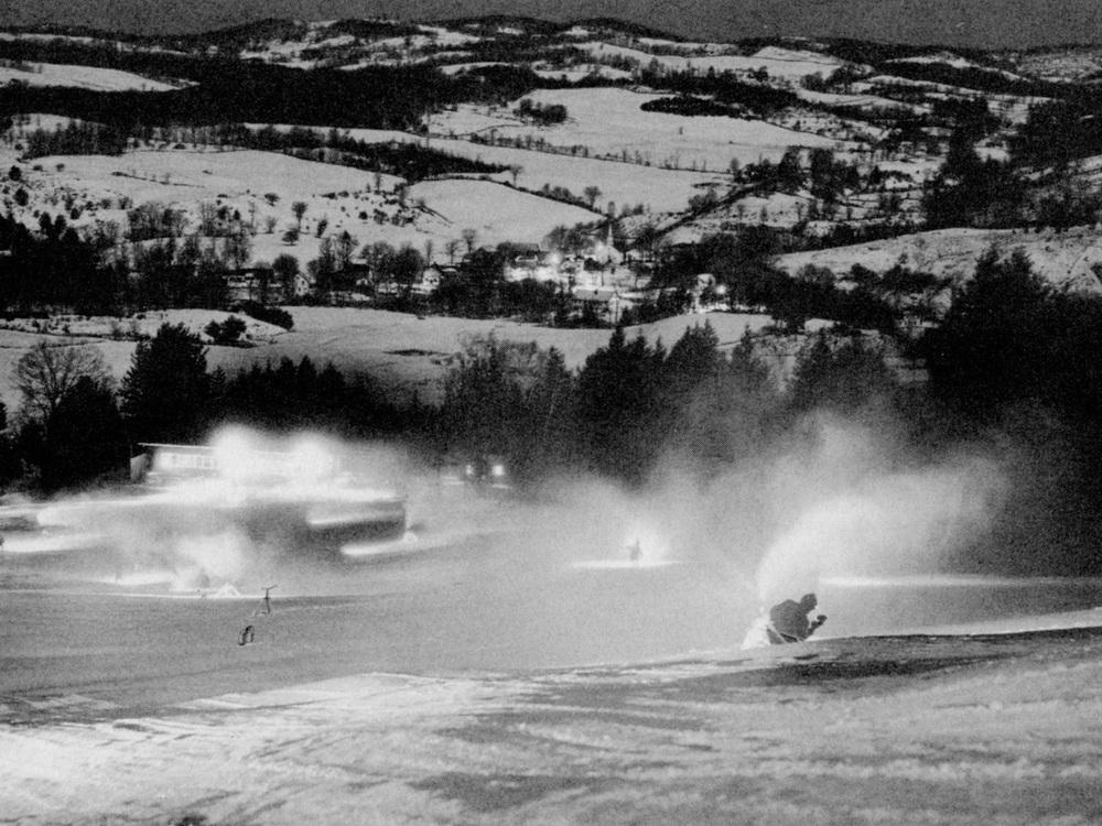 Snowmaking 1961