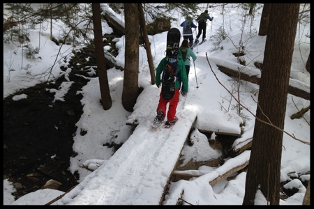 XC, BACK-COUNTRY & SNOWSHOE