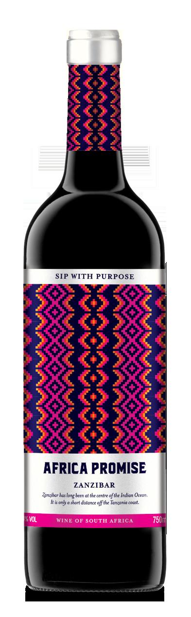 Africa Promise Zanzibar Wine