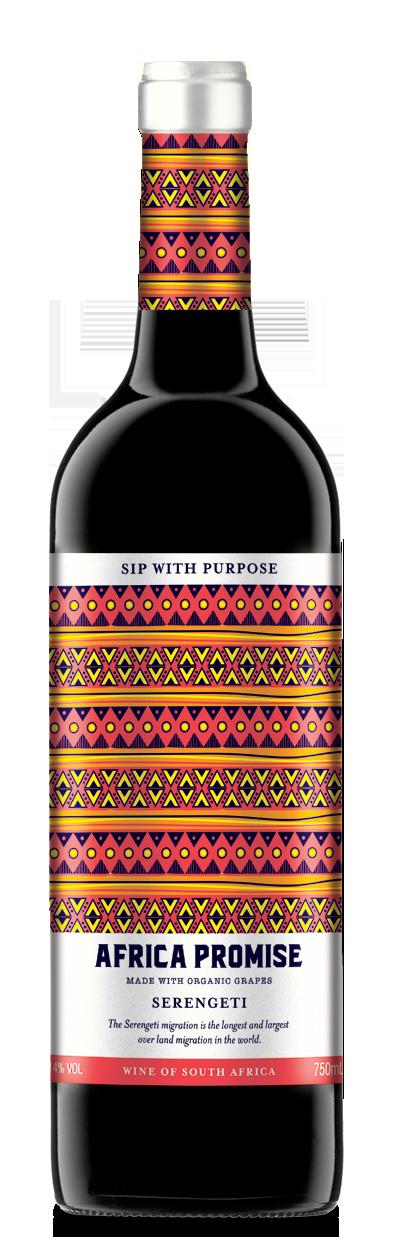 Africa Promise Serengeti Wine