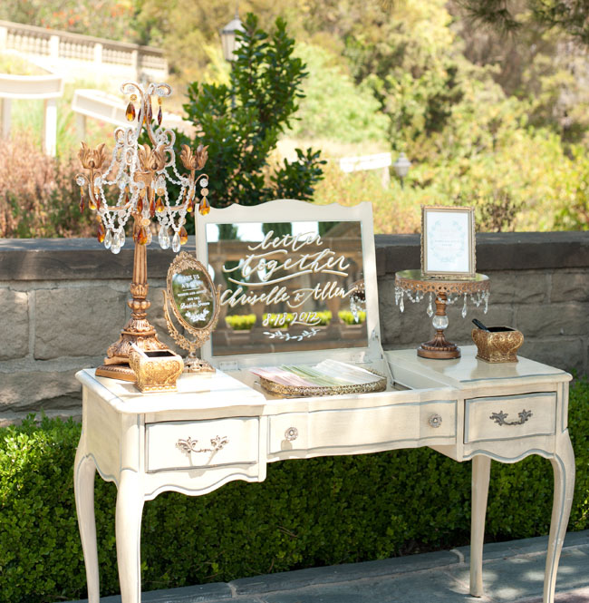 Chriselle & Allen, Greystone Mansion