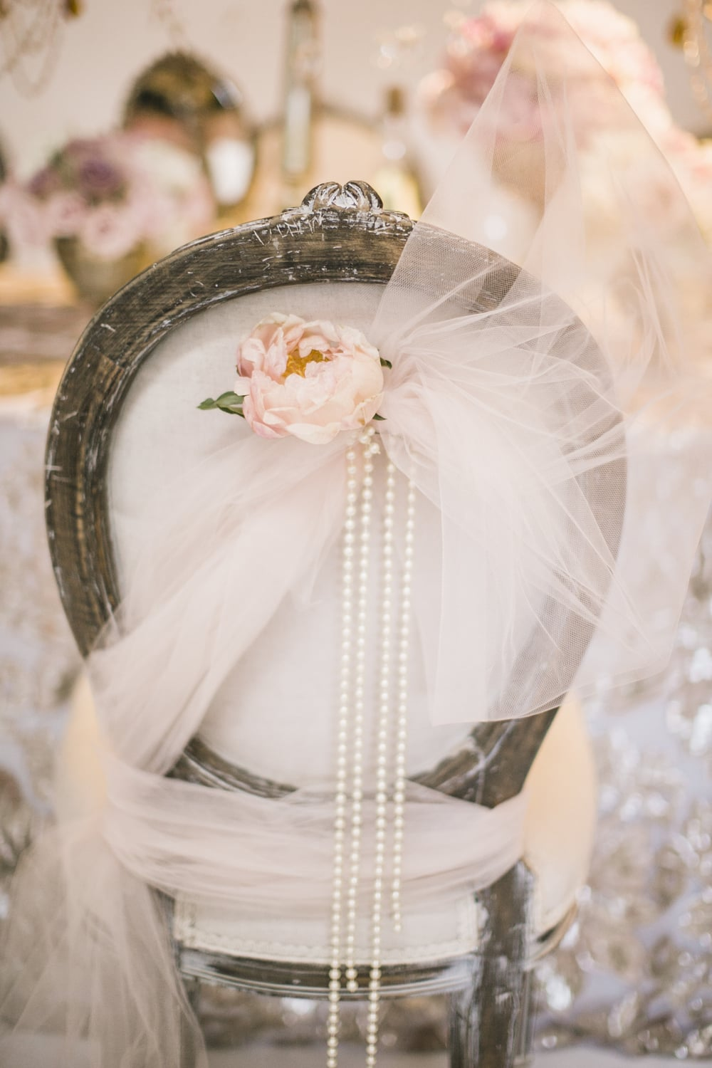Marie Antoinette Styled Shoot from Wedding Chicks