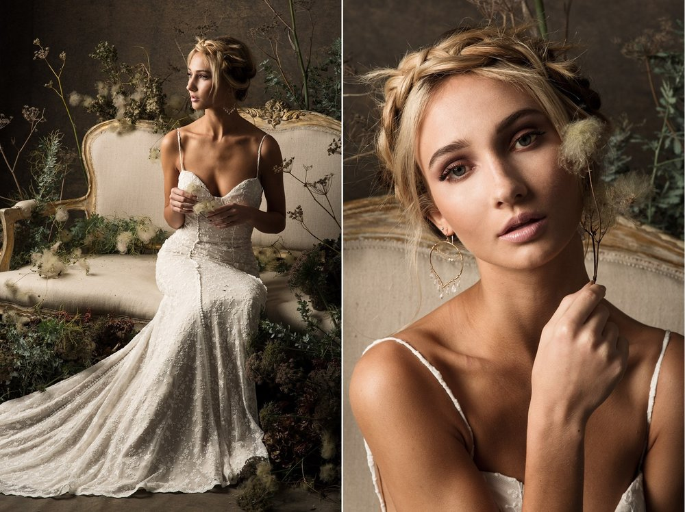 'Cloud Nine' Dreamers & Lovers Bridal Collection 2017