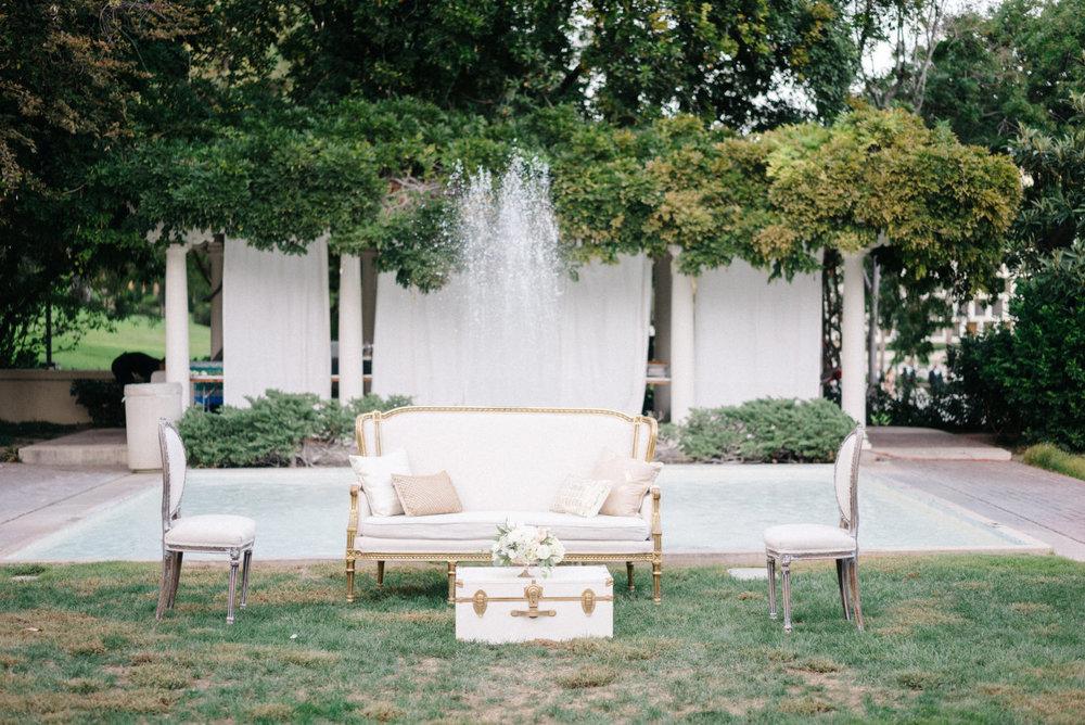 Margret & Darius, Ambassador Mansion & Gardens
