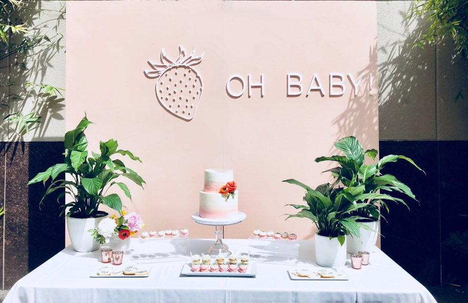 Oh Baby | Baby Shower