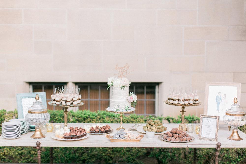Tiffany & Will, Greystone Mansion