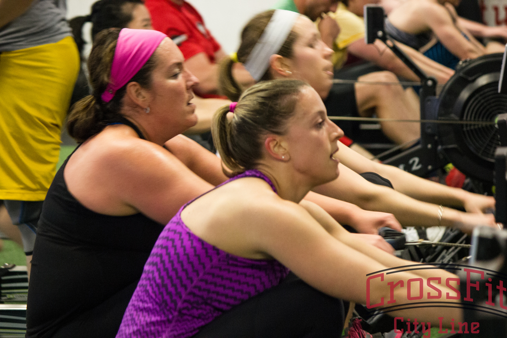 The goal today will be to GET BACK to the rower before 11-minutes is up. Good luck!
