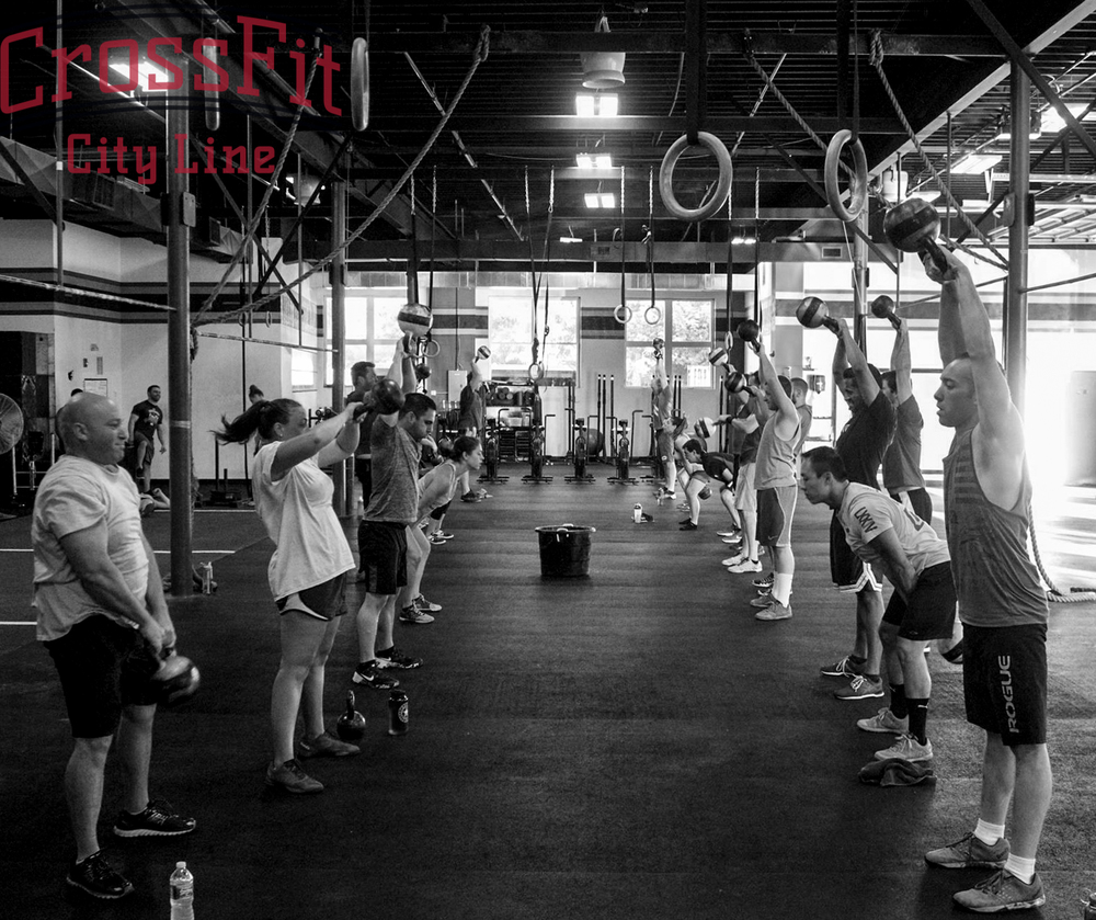We promise your friends will love swinging kettlebells!