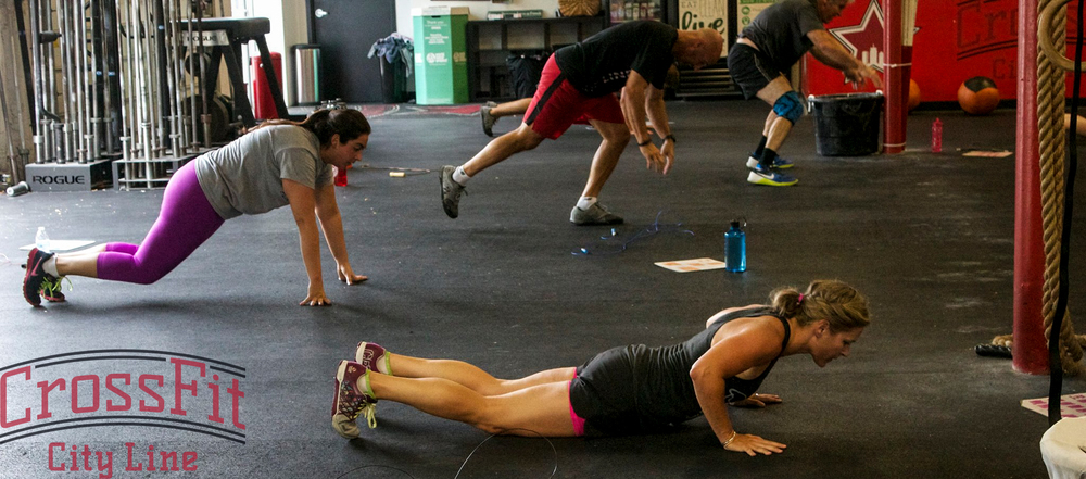 Burpees: They never get worse, they just stay terrible