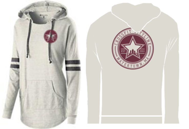 PRE-ORDER WOMEN'S HOODIES! -SIGN UP ON THE FRONT DESK!