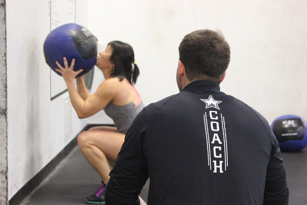 Personal training -
