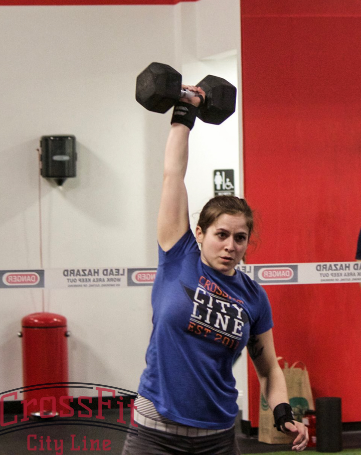 Beth digging in during 1 of many db snatches