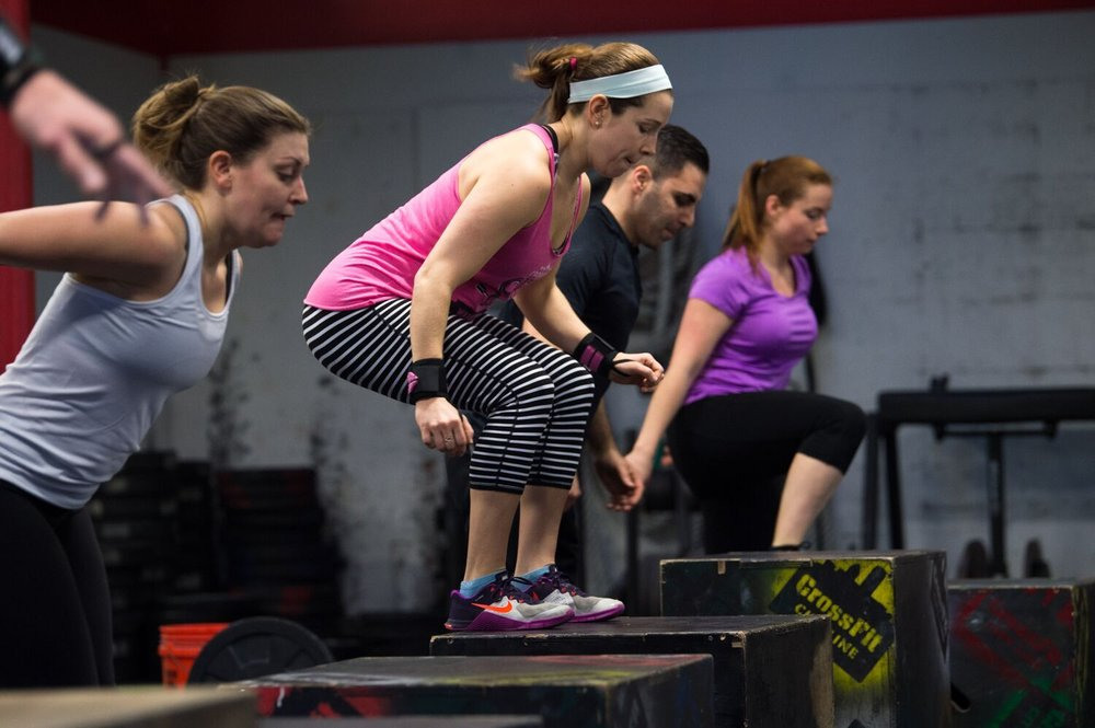 Sometimes the most simple movements are the most effective. Learn to love the box jump