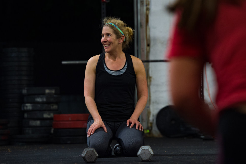 New to CrossFit?Start here! -