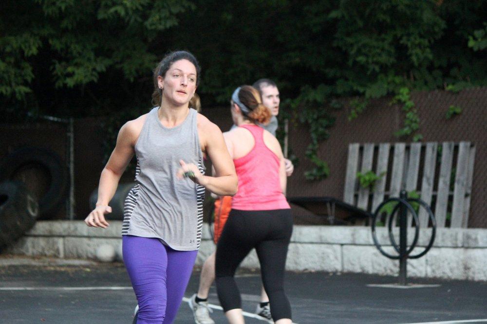 Run, Joanna!