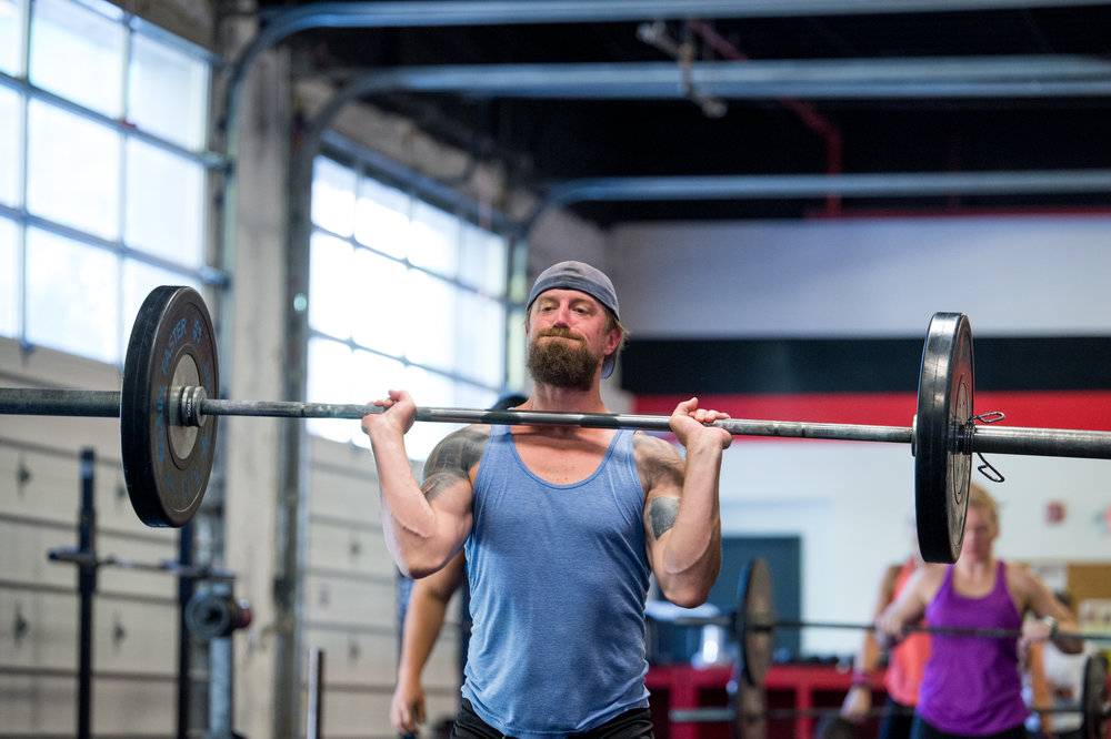 """The thing you dread should be your first priority. Because if you're not willing to find the chink in your armor, the Hopper, the Unknown and Unknowable, the randomness of life will find it for you."" -J.C. Herz,  Learning to Breathe Fire: The Rise of CrossFit and the Primal Future of Fitness"