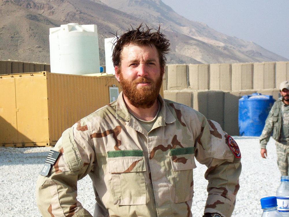 US Army Staff Sgt Patrick Kutschbach