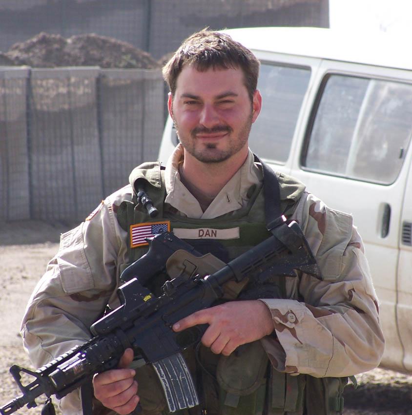 Army Sgt. 1st Class Daniel Crabtree
