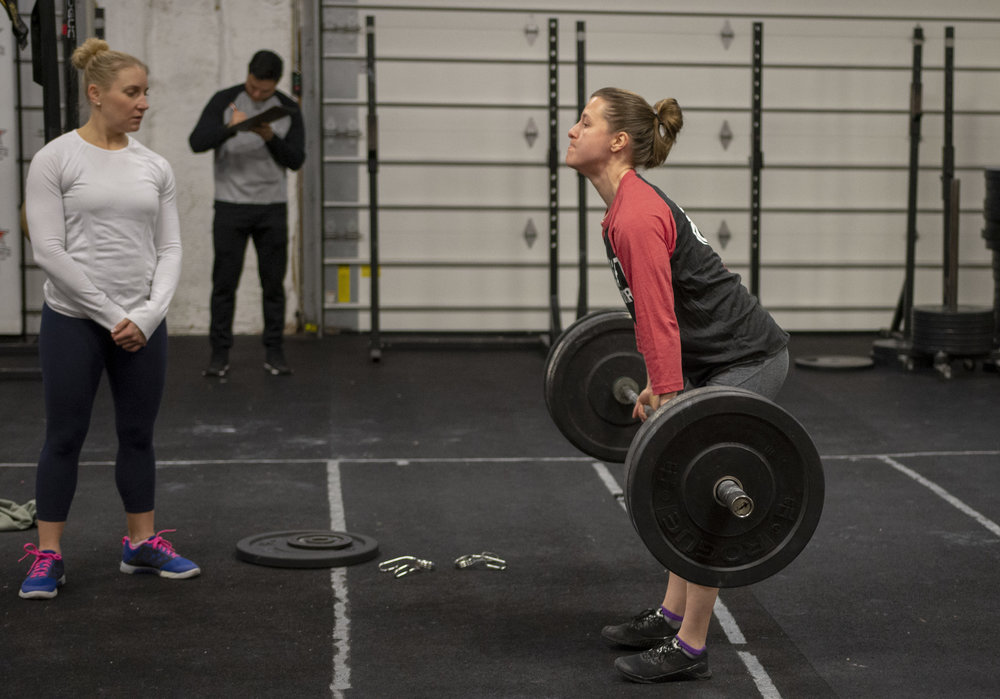 Barbell Bettys (Womens Only) -