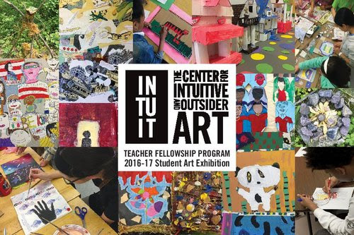 Teacher Fellowship Program Student Exhibition - 6/22/17