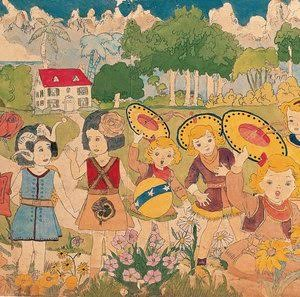 Henry Darger Day - 4/11/17