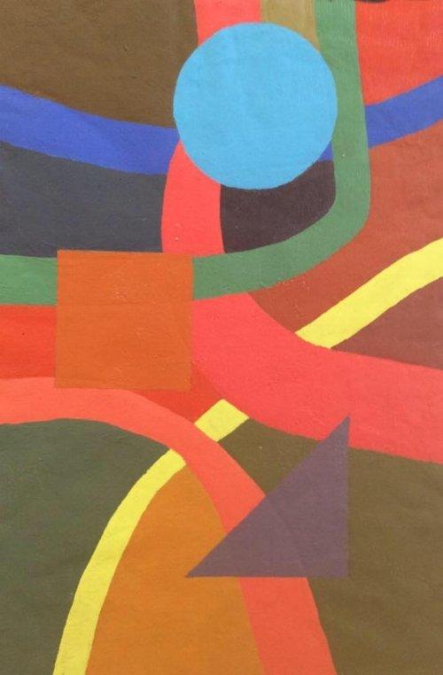 Larry John Palsson (1948-2010) Image courtesy of Judth Racht Gallery
