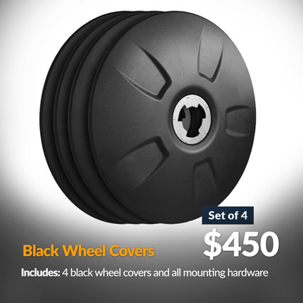 Wheel Cover Modified, Black Wheel Covers Set Of 4, Wheel Cover Modified