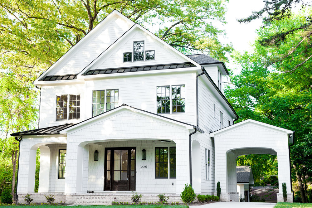 Imagery Credit: Sarah Anastasio// Home Builder: Grandfather Homes Inc.