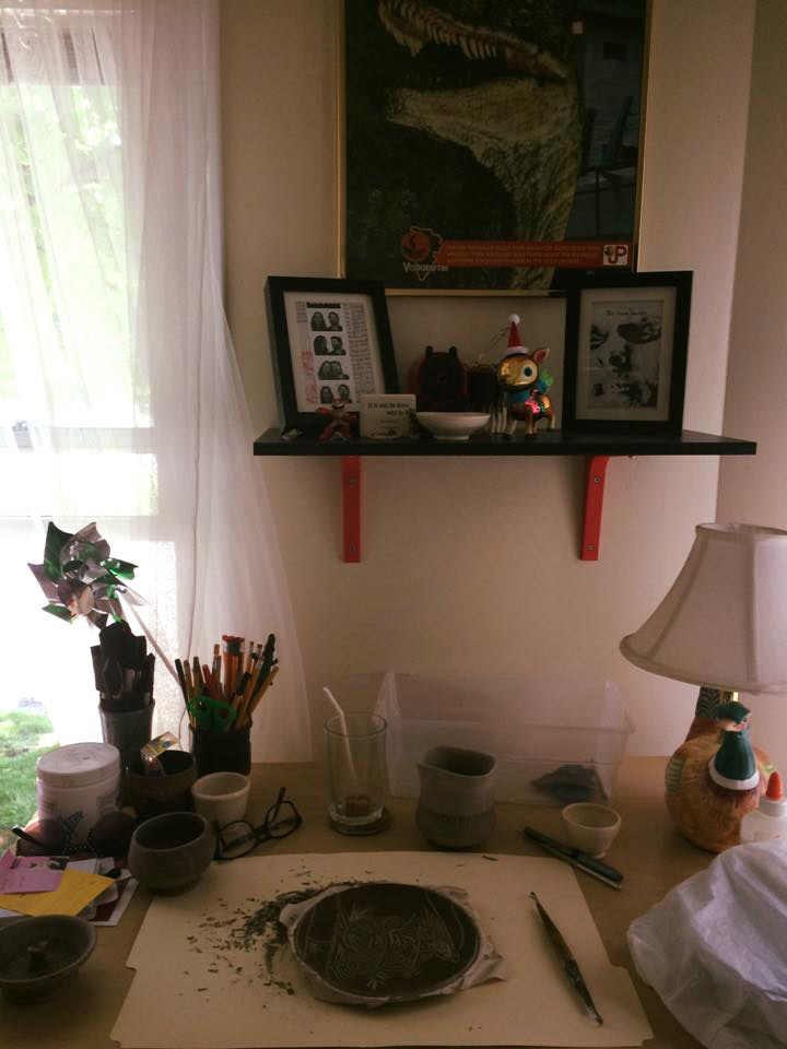 Studio Desk!