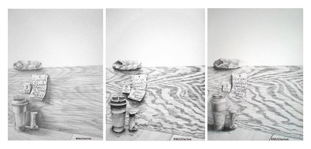 Triptych - homesick drawing series.jpg