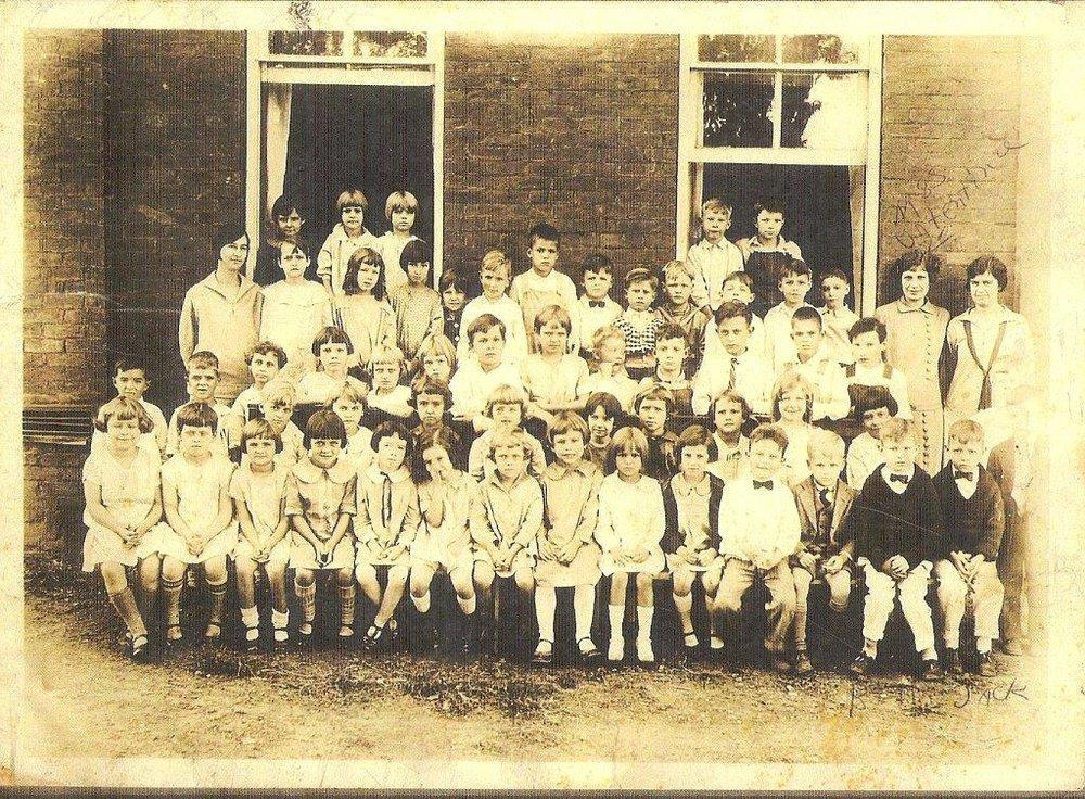 1925-26: First Grade