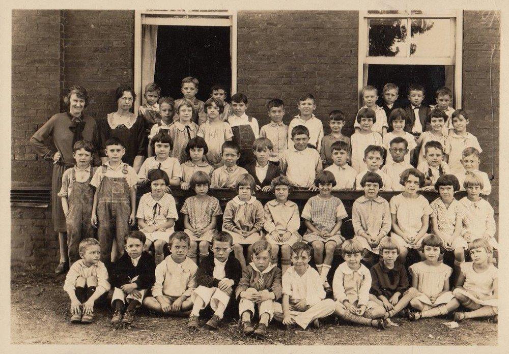 1926: Second Grade