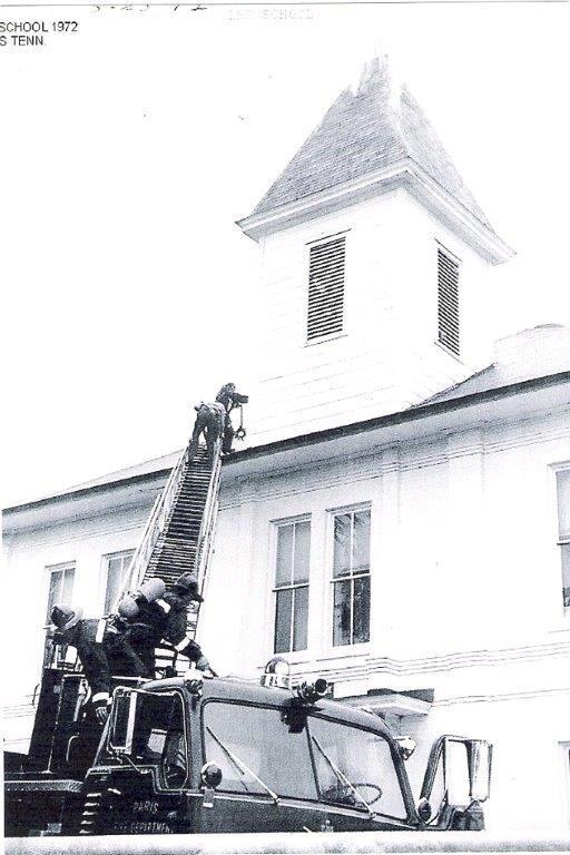 1972: School Fire