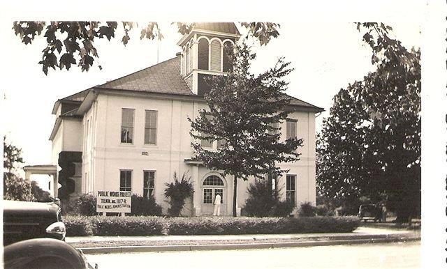 1939 Renovation