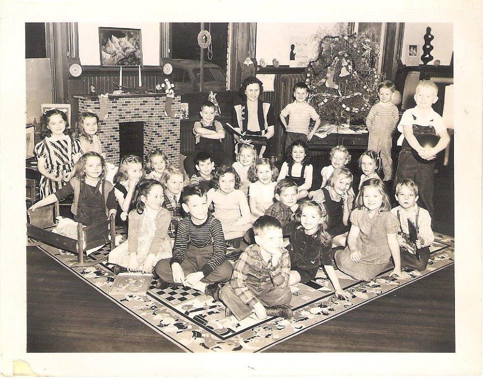 1946: Miss Richardson's 1st grade