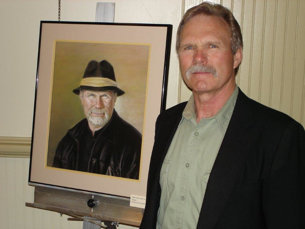 Art Teacher Gene Snowden