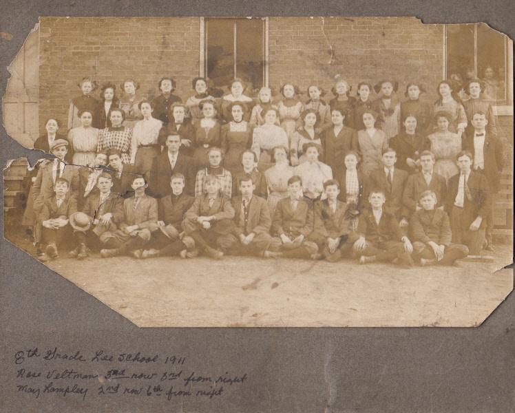 1911: 8th grade