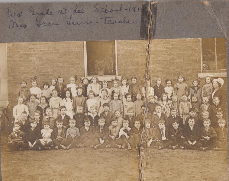 1910: Students