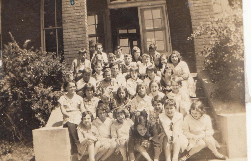 1931: Miss Miller's 5th grade