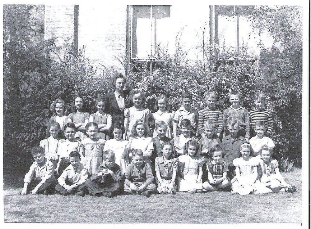 1948: Mrs. Lashlee's 3rd grade