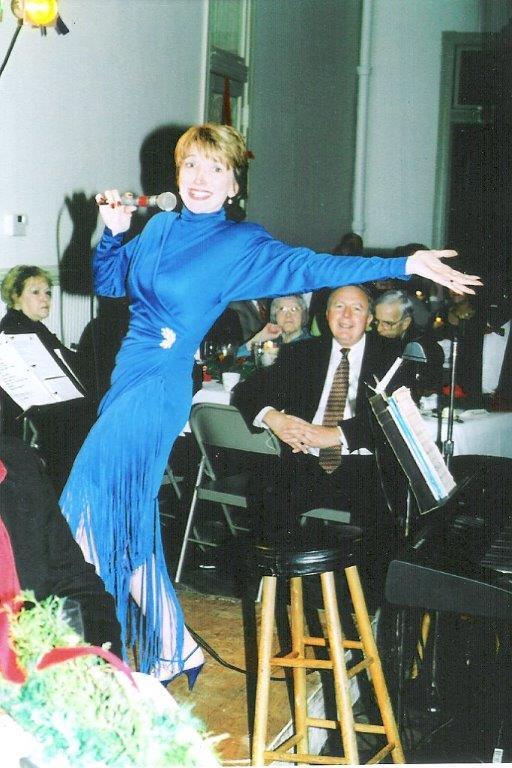 2005: Fundraising - Beverly V. Grant